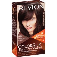 Revlon ColorSilk 3D Color Gel Technology Hair Colour - Mahogany Brown #32