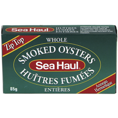 Sea Haul Smoked Oysters