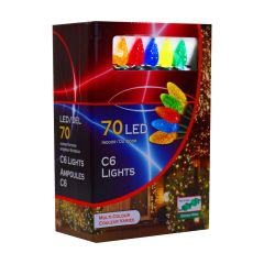 Christmas Lights 70 LED Multi Colour