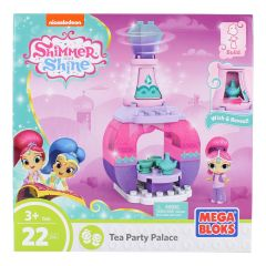 Mega Bloks Nickelodeon Shimmer & Shine Tea Party Palace