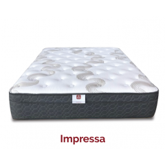 Sova Impressa 15in Euro Top Multi Layer Mattress Queen