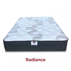 Sova Radiance 11.5in Euro Top Mattress Queen
