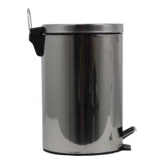 12 Liter Metal Trash Can