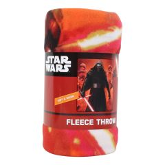 Star Wars Fleece Throw 45 x 60