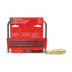 "Task Tools 6"" Depth Coping Saw"