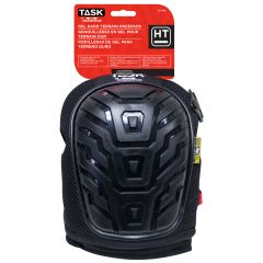 Task Tools  Gel Hard Terrain Kneepads - 1 pair