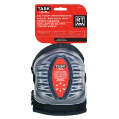 Task Tools  Gel Rough Terrain Kneepads - 1 pair