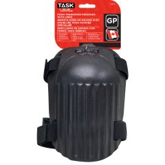 Task Tools  Foam Tradesman Kneepads with Liner - 1 pair