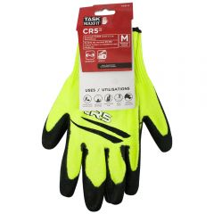 Task Tools CR5 Pro Work Gloves (M) - 1/pack