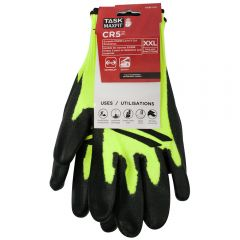 Task Tools CR5 Pro Work Gloves (XXL) - 1/pack