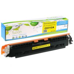 fuzion™ Re-manufactured HP Colour CE312A Toner Yellow
