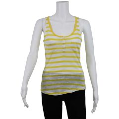 Splash Stripe Tank Top
