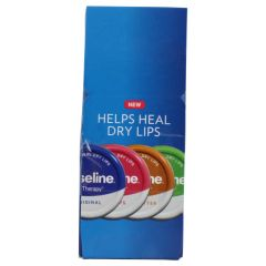 Vaseline Lip Therapy Rosy Lips 10 oz Tin