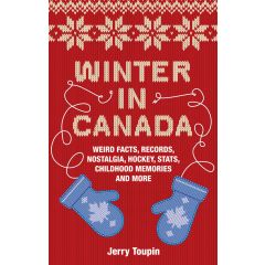 Winter In Canada Book