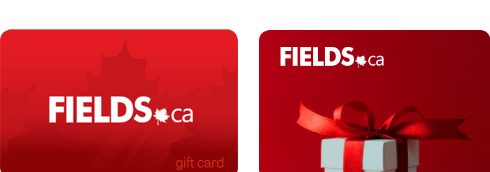 Fields Gift Cards